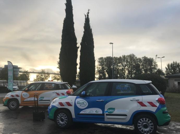 Rallye Parlons Gaz